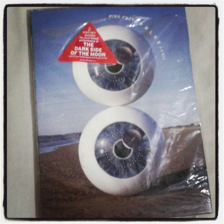 Pink Floyd-PULSE (DVD)