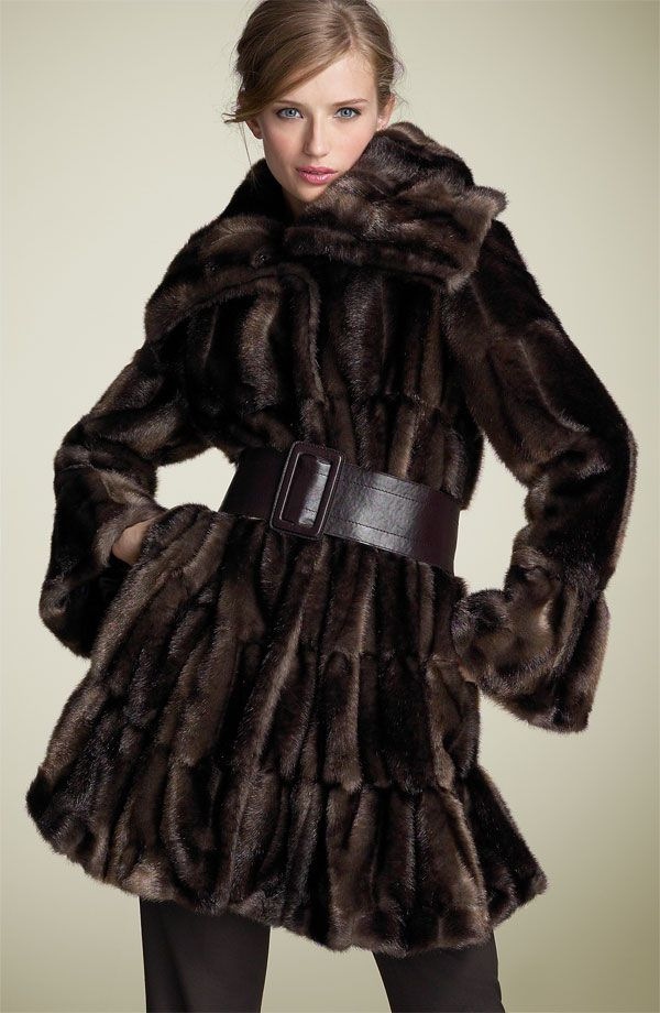 73 best images about Coats on Pinterest | Fur, Fur coats and Chanel