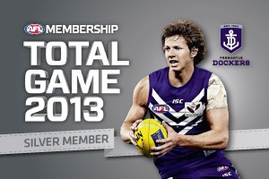 Fremantle Club Support Membership Card