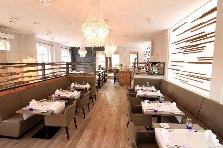 Design und Atmosphäre im #Restaurant
