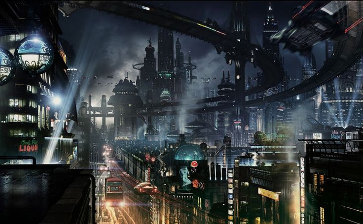 Both Cyberpunk and Steampunk are sub-genres within the genre of science fiction. Description from differencebetween.info. I searched for this on bing.com/images