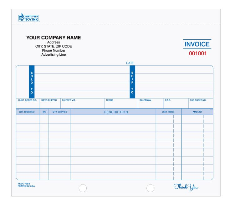16 best Invoice Forms images on Pinterest Business checks - business invoice forms