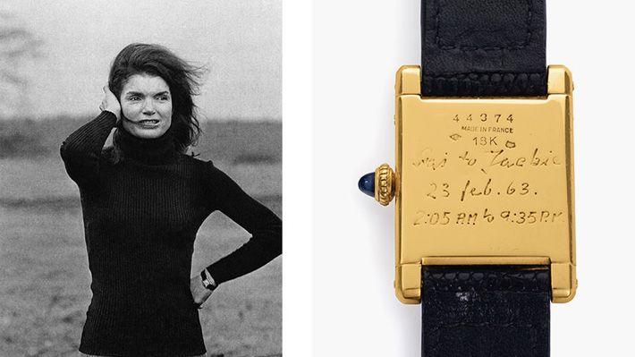 Kim Kardashian compró un reloj de Jackie Kennedy por unos 250 millones de pesos | Emol.com