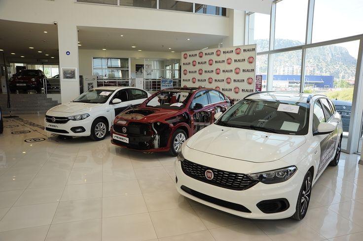 Tofaş'ın, gençlerin otomotiv sektöründe mesleki gelişimine katkı sağlamak amacıyla hayata geçirdiği Mesleki Eğitime Destek Programı'nda bir sonraki durak Antalya oldu.