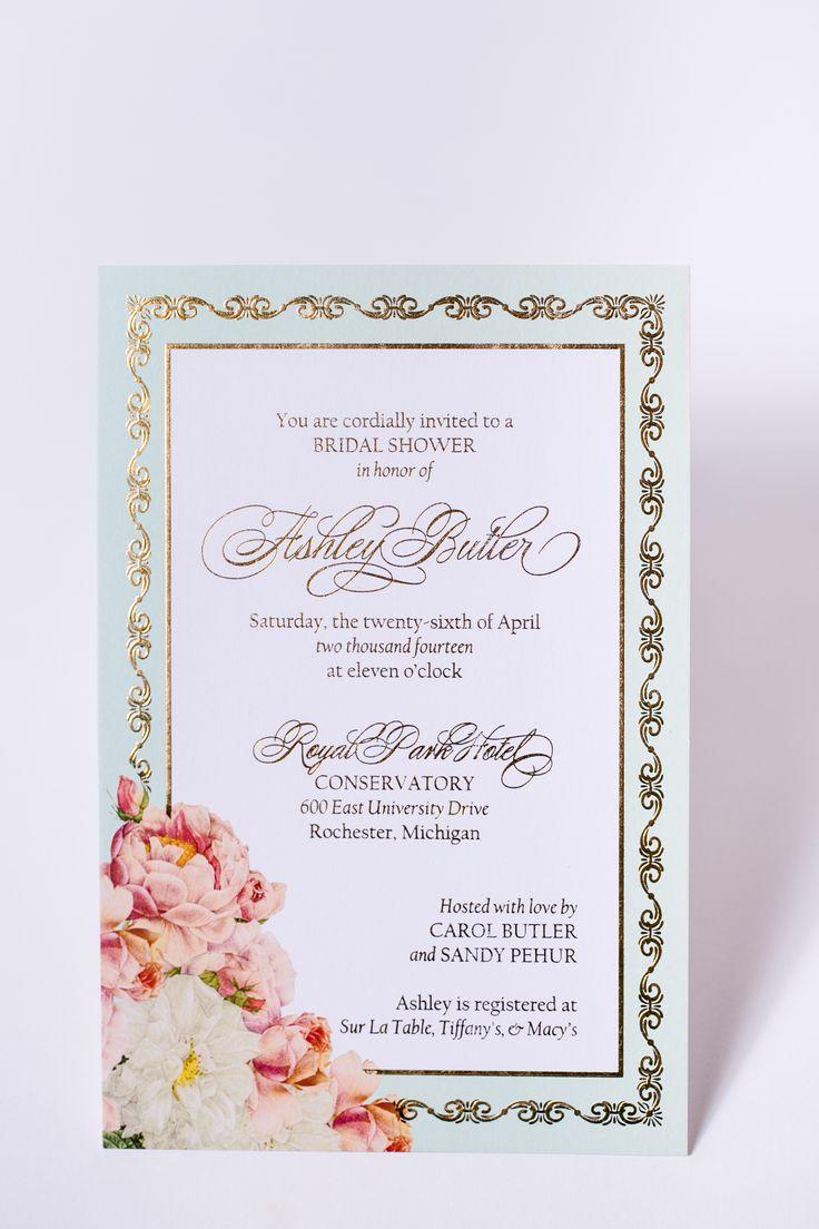 96 best VINTAGE WEDDING INVITATIONS images on Pinterest | Retro ...