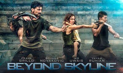 Cine de Artes Marciales: BEYOND SKYLINE. (TRAILER Y CLIP NUEVOS)
