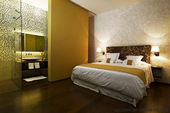 dormitorios con colores