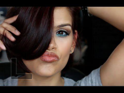Maquillaje Neutral con Pop de Color