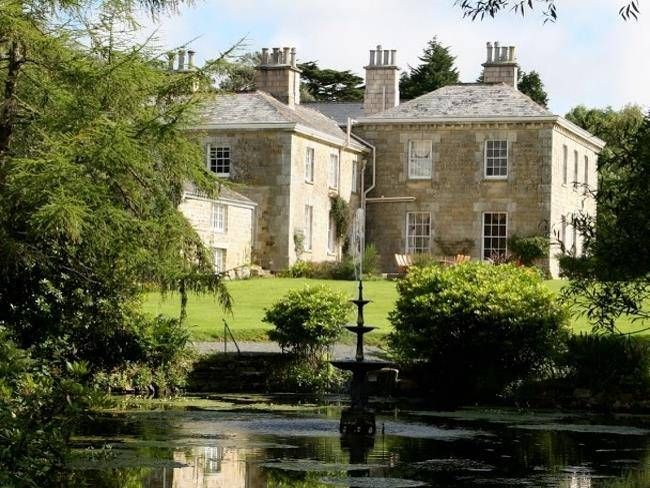 Tresillian House in Newquay, Cornwall