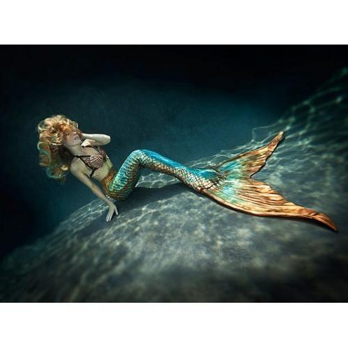 Extreme fake Mermaid Tail