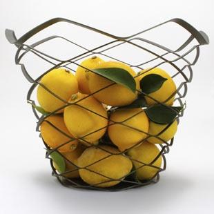 Cotillion Basket