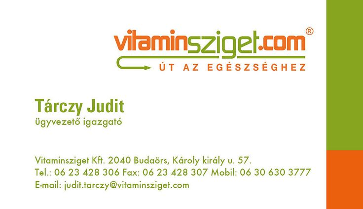 Vitamin Sziget Ltd.