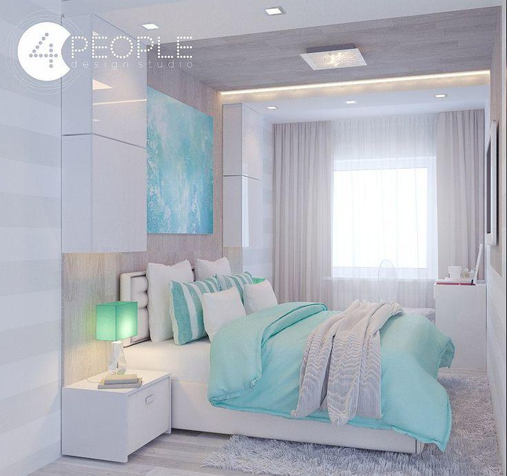 Дизайн двухкомнатной хрущевки в Москве | Дизайн-студия 4people