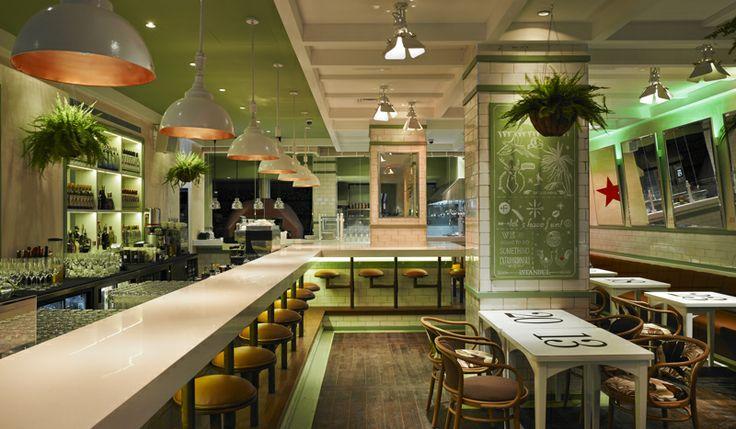 Floripa Bar & Restaurant by erul.design/Istanbul - Photography by Ali Bekman