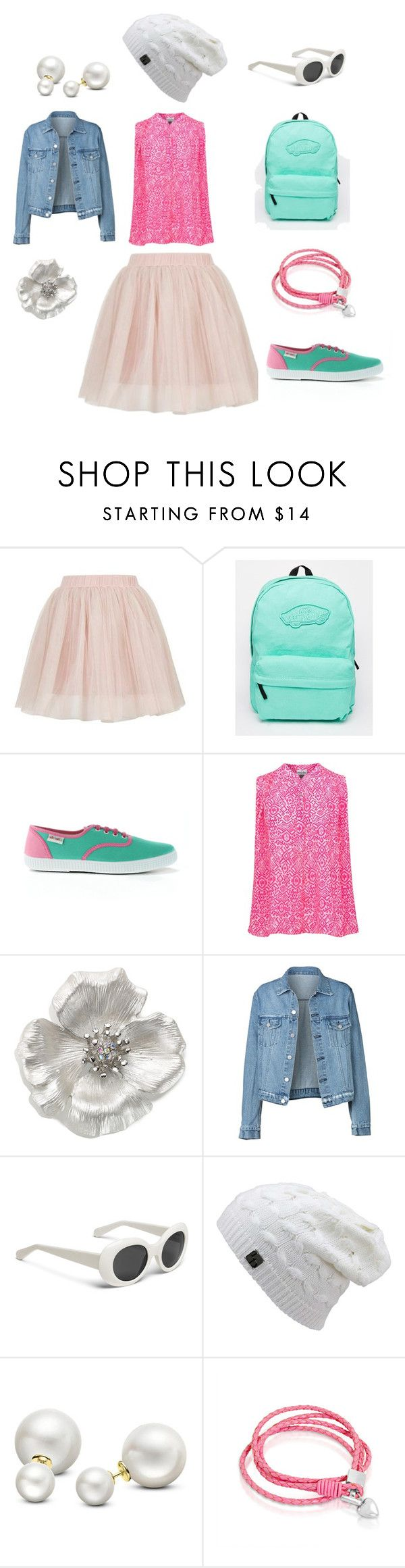 """молодежный стиль"" by alisaliman ❤ liked on Polyvore featuring Topshop, Vans, Victoria, Mercy Delta, Allurez and Oxford Ivy"