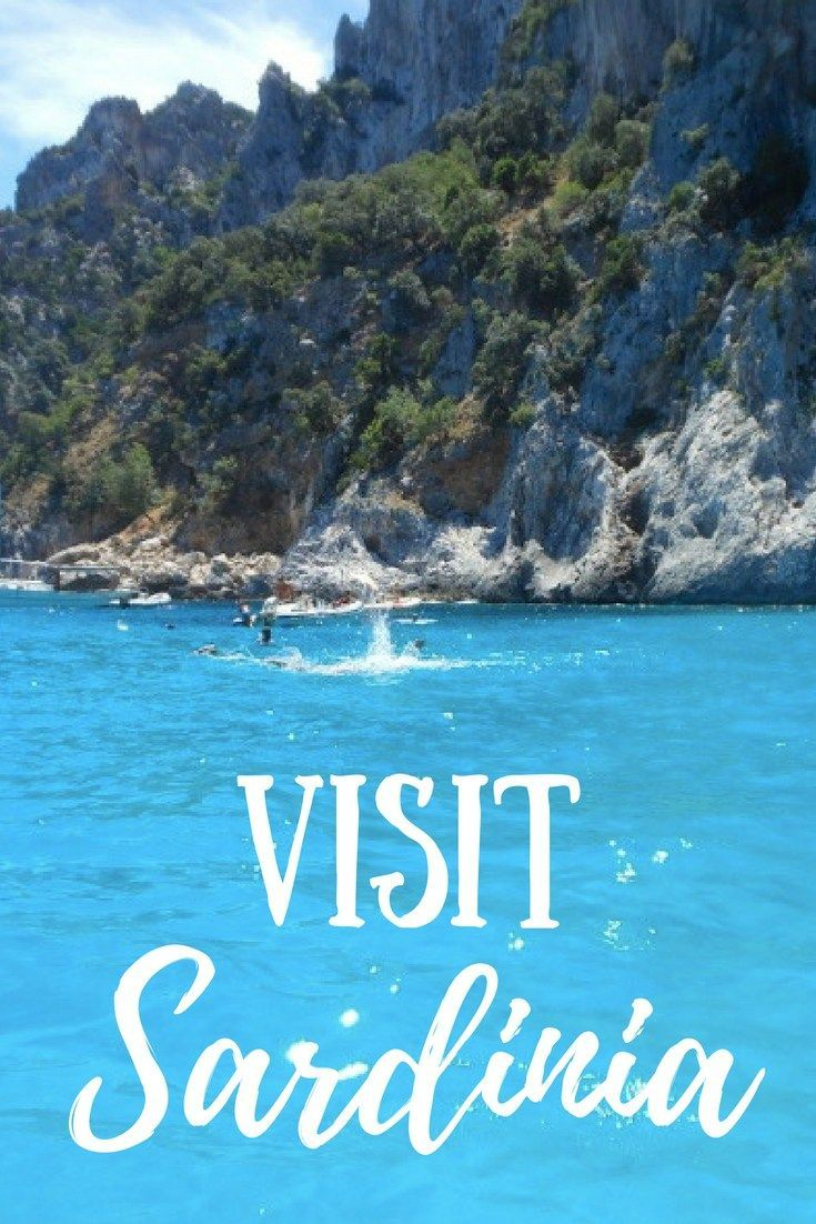 Why you have to visit Sardinia. Travel in Italy.