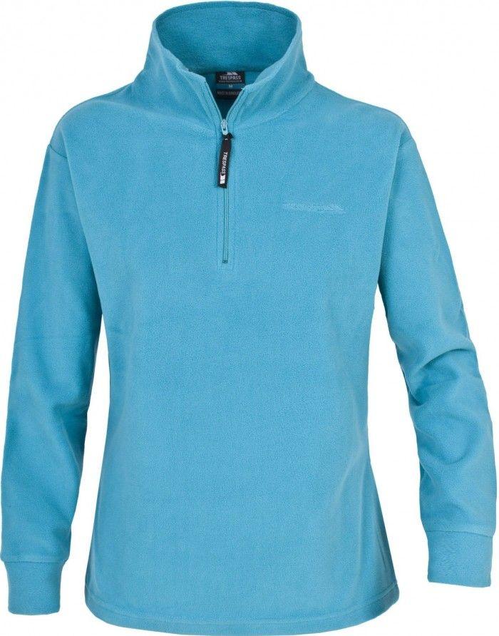 Moteriškas sportinis džemperis TRESPASS mėlynos spalvos. #jacket #jumper #women #dzemperiai #megztiniai #internetu