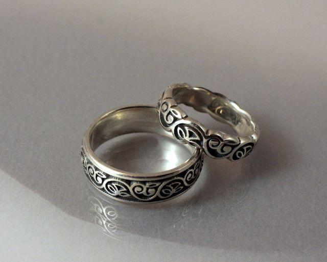 Győri Indás Karikagyűrű - Eljegyzési és karikagyűrűk