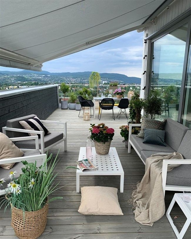 51 Magnificent Rooftop Terrace Ideas Balcony Decoration Ideas In Every Unique Detail Rooftopterrace 51 Roof Top Garden Design Balcony Decor Rooftop Terrace