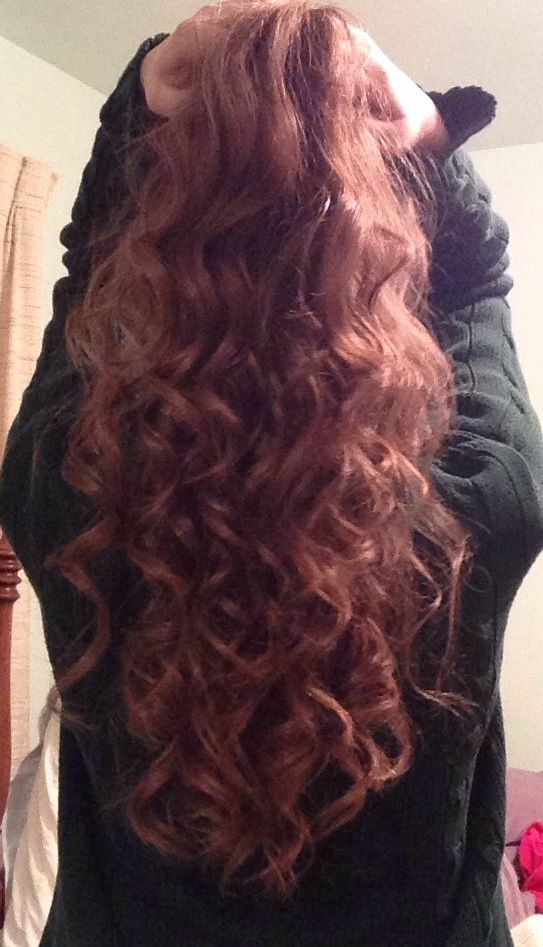 106 Best Images About No Heat Curls On Pinterest Sock