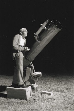 The amazing story of Clyde Tombaugh, a Kansas farm boy and self-educated astronomer who discovered Pluto at the age of 24 (Lowell Observatory, Flagstaff AZ)/In 2006 NASA launched New Horizons spacecraft with some of Tombaugh's ashes on it. It should reach Pluto in July 2015. Discovery Channel has built a new state of the art telescope near Happy Jack, AZ for Lowell. It is available for tours (about 100.00 per person)