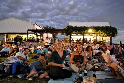 Twilight Concerts - Upper Reach 2013 - Perth