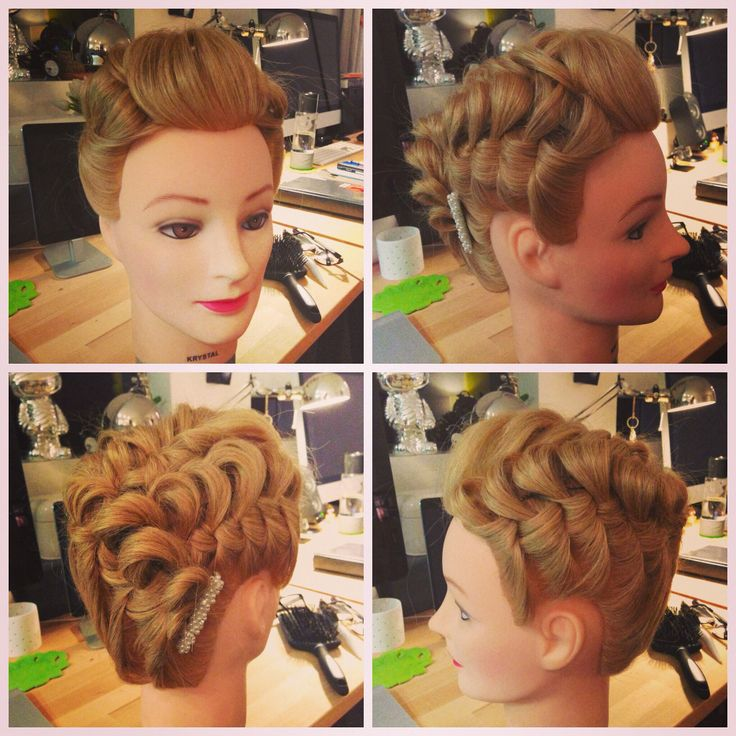 Hair Styling Stunning 30 Best Hair Styling Attempts On A Creepy Mannequin Images On