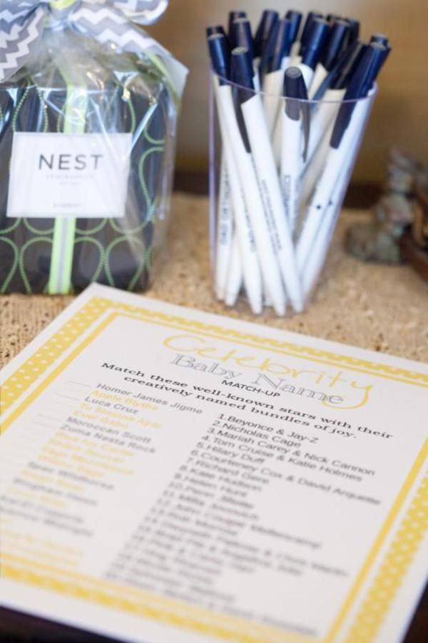 Gender Neutral YOU ARE MY SUNSHINE BABY SHOWER