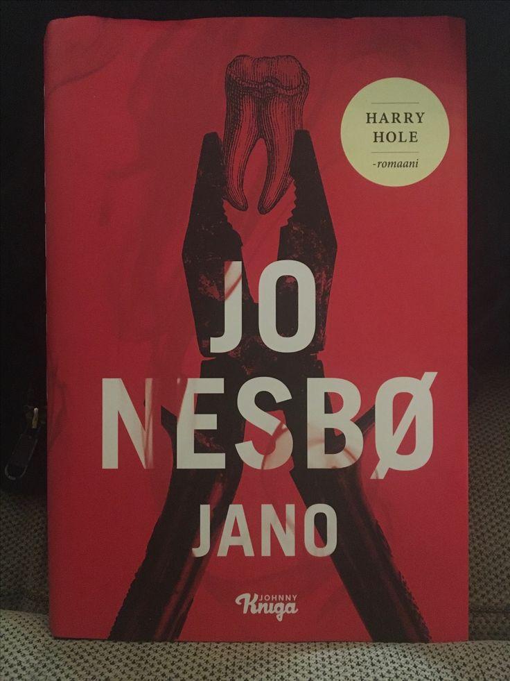 """""""Hän tuijotti valkoiseen tyhjyyteen"""" — Jo Nesbø, Jano (2017)."""