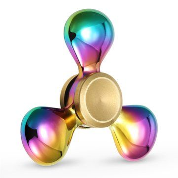 ECUBEE EDC Gadgets Fidget Spinner Hand Spinner Smooth Finger Reduce Stress Gadget with Free Shipping