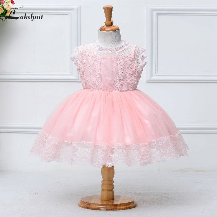 >> Click to Buy << Exquisite O-neck A-line Short Girls Formal Evening Party Dress Lace Flower Girl Dresses for Wedding #Affiliate