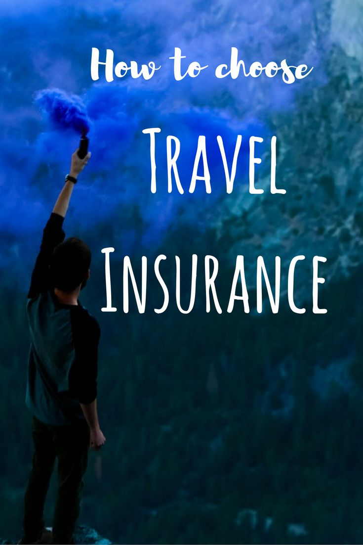 How to choose the best travel insurance whether your a nomad, budget traveller or luxury traveller!