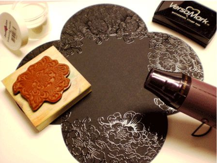 Guide to rubber stamping