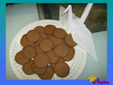 biscotti cacao e cannella