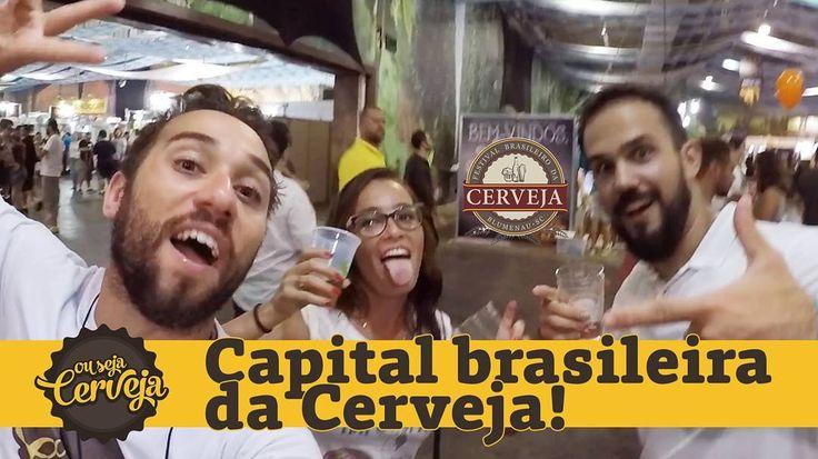 Capital Brasileira da Cerveja - Blumenau SC | BeerTrip Brasil #8  Fomos à Blumenau Santa Catarina decretada em 2017 como a Capital Brasileira da Cerveja.  Tivemos a oportunidade de ir no período em que estava rolando o Festival Brasileiro da Cerveja. É muito divertido porque durante esse tempo a cidade respira cerveja. E além do festival tem várias cervejarias legais nos arredores para visitar como a Cervejaria Blumenau Bierland Container Das Bier Eisenbahn Wunder Bier Zehn Bier Saint Bier e…