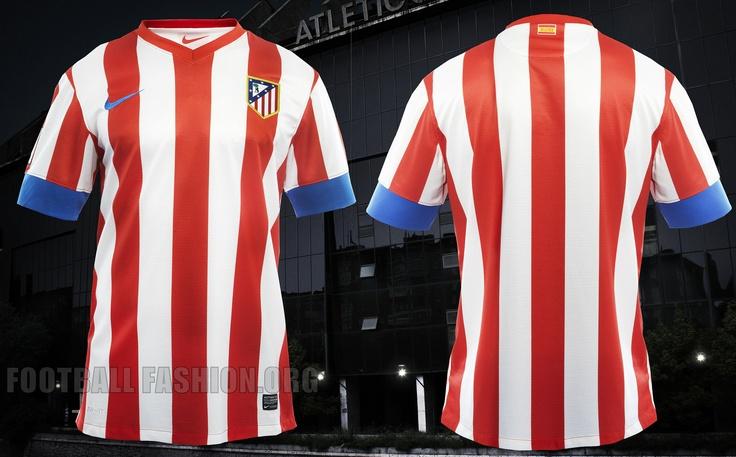 Atletico 2012/13