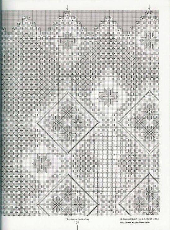 Gallery.ru / Фото #75 - Hardanger Embroidery(япония) - Orlanda