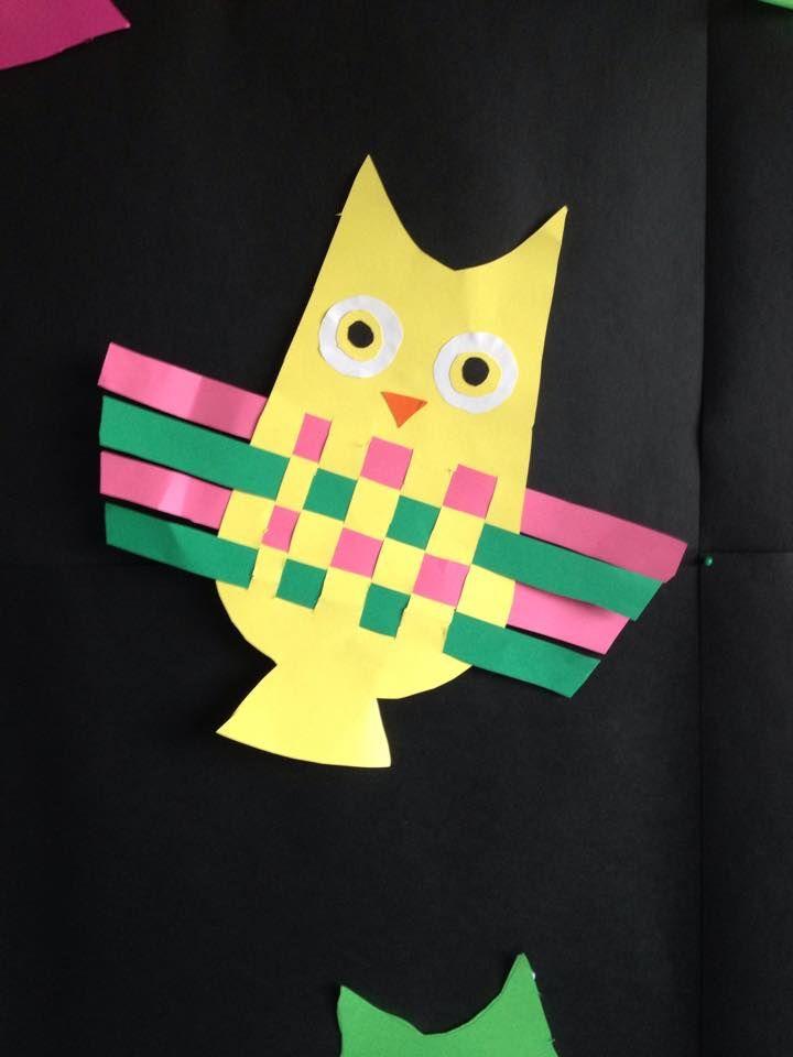pujoteltu pöllö, Lähde: Alakoulun aarreaitta, FB