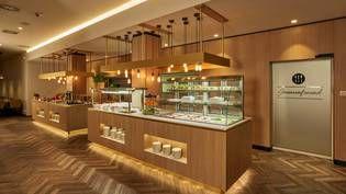 Buffet im H+ Hotel Limes-Thermen Aalen
