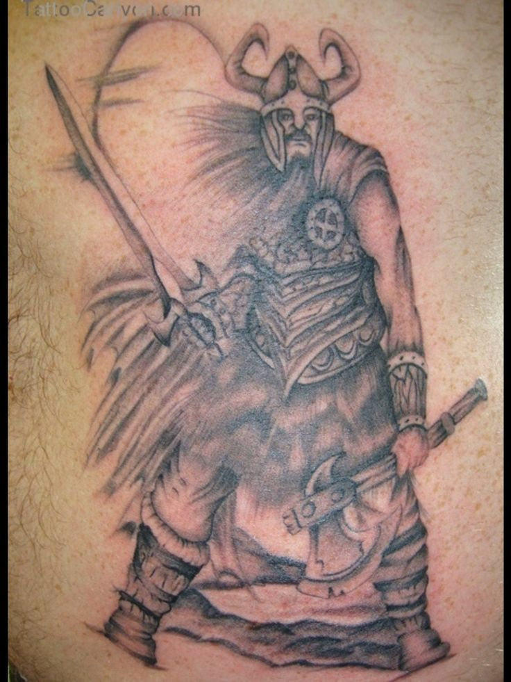 viking battle axe tattoo pictures to pin on pinterest tattooskid. Black Bedroom Furniture Sets. Home Design Ideas