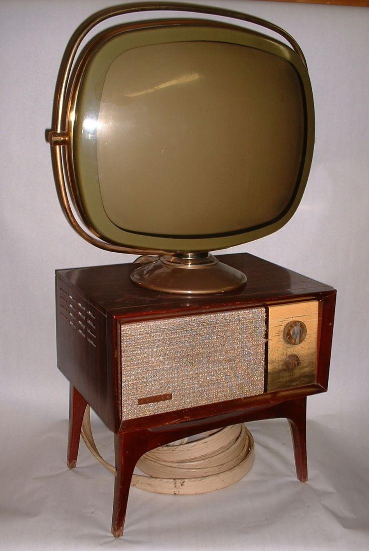 Philco Predicta Tandem/Penthouse TV Ca.1959