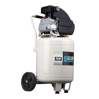 Pulsar Products PCE6150VK 15-Gallon Vertical Tank Compressor Kit