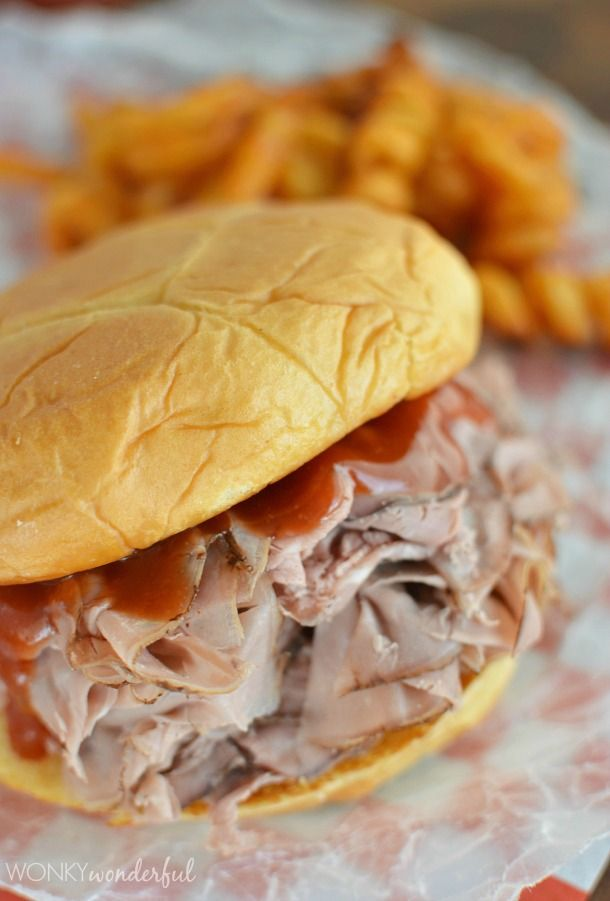 Arby's Sauce Recipe : Roast Beef Sandwich Copycat Recipe : barbecue sauce : bbq : barbeque