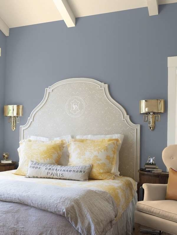 Kelly Moore Paints Slate Blue Blue Bedroom Paint Ideas
