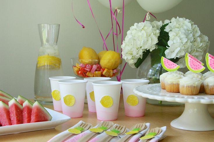 Past ques ananas citrons ces fruits ont inspir for Decoupe fruit decoration