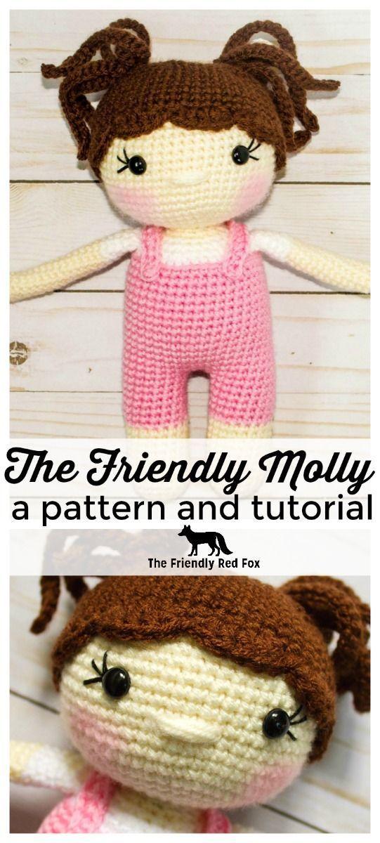 5232 best Crochet Stuffs images on Pinterest | Amigurumi patterns ...