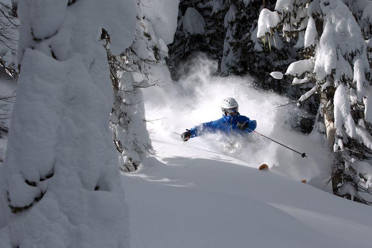 Whitewater Ski Resort, Nelson, BC