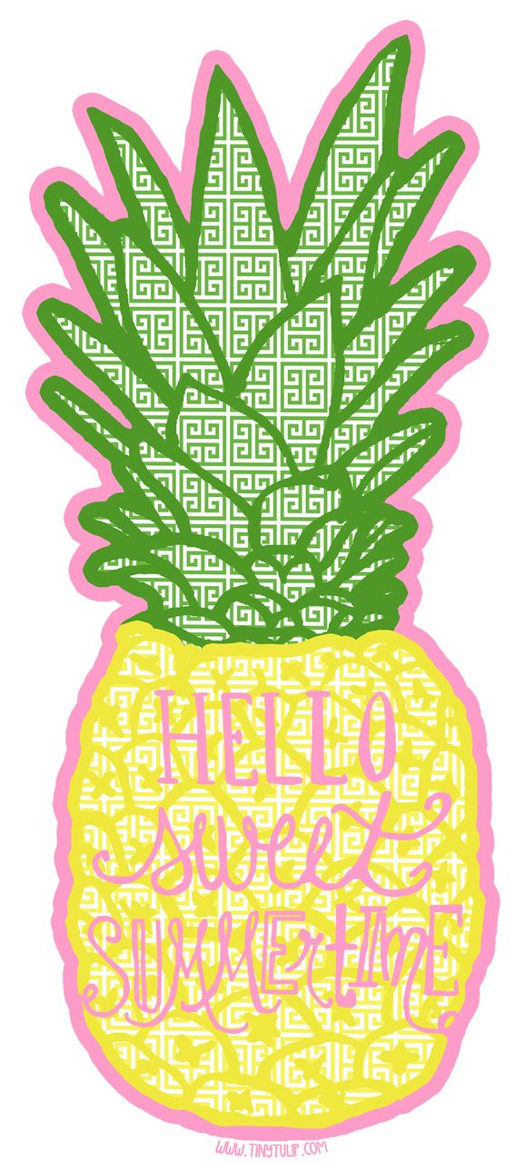 tinytulip.com - Tiny Tulip Preppy Stickers Pineappple, $0.00 (http://www.tinytulip.com/tiny-tulip-preppy-stickers-pineappple/)