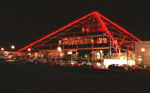 The Point, Milton Keynes. Many a night out spent here in my 20s!!!