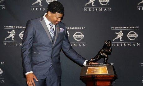 Jamis Winston Wins Heisman Trophy ~ The Good Guys Corner